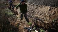 IS-Verbündete erobern Ortschaften nahe Israel