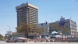 Unbekannte stürmen offenbar Ministerium in Kabul