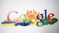 Zur Sonne, zur Freiheit: So sieht sich Google selbst.