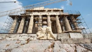 Griechische Schulden auf der langen Bank