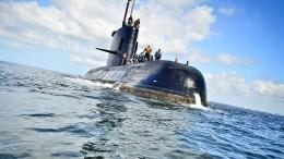 Notsignale von vermisstem U-Boot empfangen