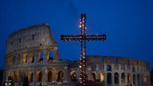 Italiens Lega will Kreuze in allen öffentlichen Räumen