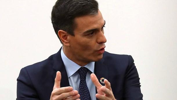 Autobiografie von Pedro Sánchez veröffentlicht