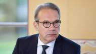 Georg Maier (SPD), Innenminister von Thüringen