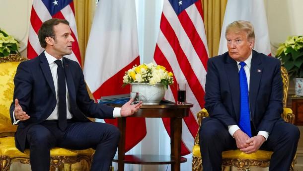 Nato-Staaten einigen sich auf Abschlusserklärung