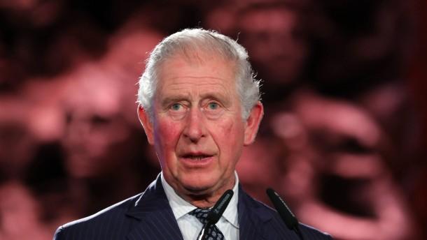 Prinz Charles positiv auf Corona getestet