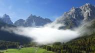In Italien gilt der Umweltschutz noch eher als Luxusproblem – keine einfache Ausgangslage für die Grünen.