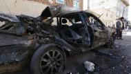 Mehr als 100 Tote bei Anschlagsserie im Jemen