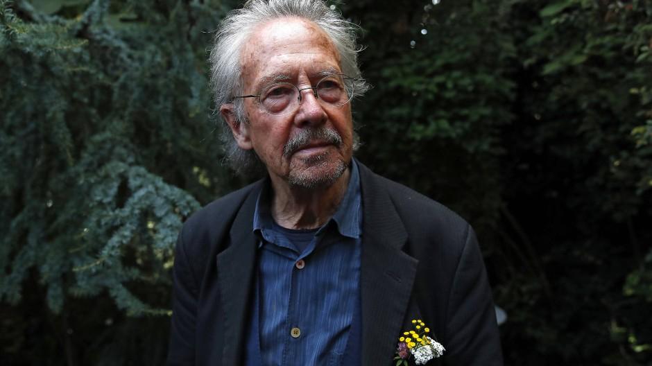Umstrittener Schriftsteller: Peter Handke