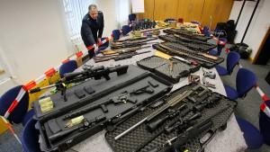 BKA traut Reichsbürgern Terroranschläge zu