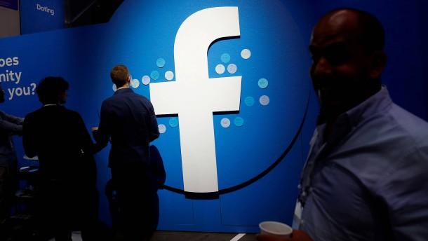 Millionen-Bußgeld für Facebook