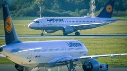 Lufthansa setzt Flüge nach Teheran vorerst aus