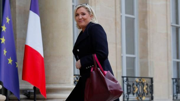 Staatsanwaltschaft will Le Pen anklagen