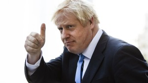 Johnson fordert Neuwahl