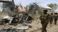Amerika meldet Militärschlag gegen al Shabaab