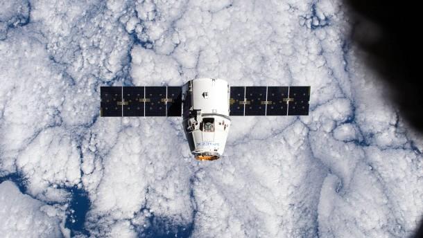 Raumfahrtunternehmen verbündet sich mit Google