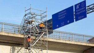 Fast 5000 Brücken auf deutschen Fernstraßen sind marode
