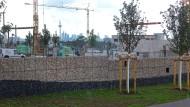 Teures Wohnen in Frankfurt: Das Bauland wird knapp, die Neuausweisung dauert.