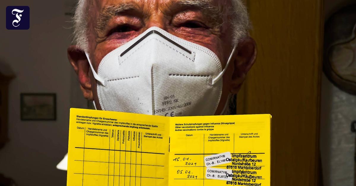 Corona-Pandemie: Am Ende hilft nur eine Impfpflicht