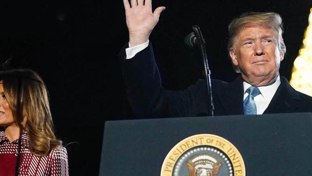 """""""Trump gaukelt wenigstens nichts vor"""""""