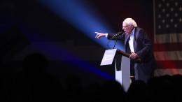 Bernie, die rote Gefahr?