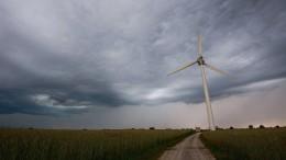 Heftige Gewitter ziehen über Deutschland