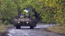 Nahe Donezk soll es wieder zu Gefechten zwischen der ukrainischen Armee und Aufständischen gekommen sein.