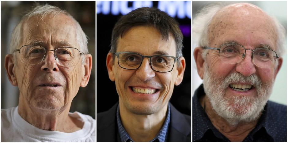 Der Physik-Nobelpreis 2019 wird an die Astrophysiker James Peebles, Michel Mayor und Didier Queloz verliehen.