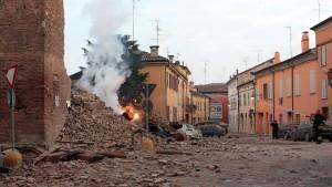 Erdbeben fordert mindestens sieben Opfer