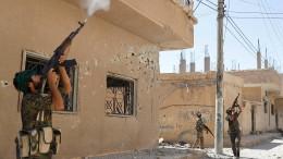 Russland verkündet Sieg über IS in Syrien