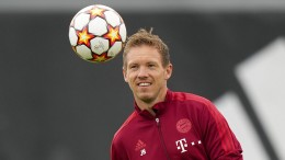 FC Bayern empfängt Dynamo Kiew