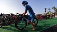 """Patrick Lange gewinnt """"Ironman"""" in Rekordzeit"""