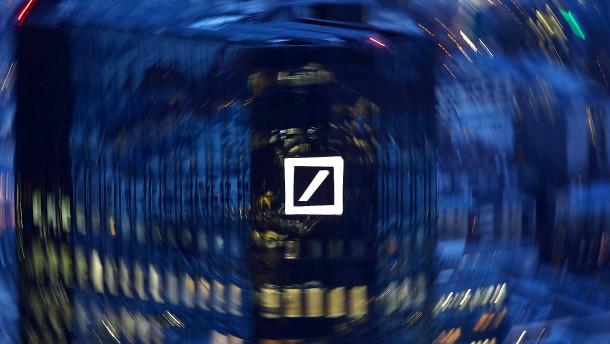 Deutsches Bank-Beben