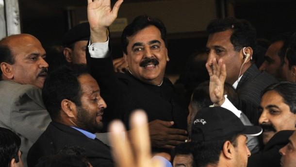 Späte Rache des Richters Chaudhry