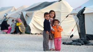 So viele Flüchtlinge wie nie