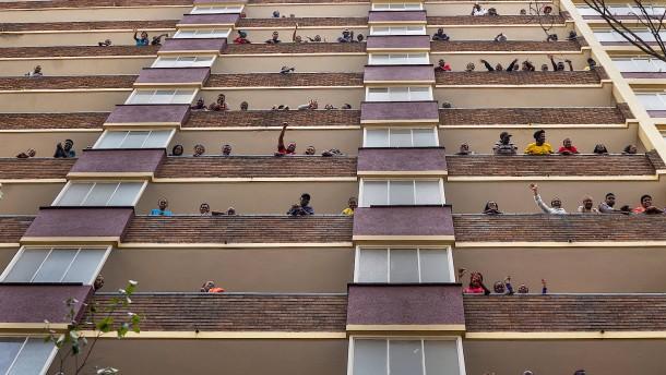 Afrikas demographisches Dilemma
