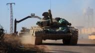 Friedensgespräche nach Angriffen Assads ausgesetzt