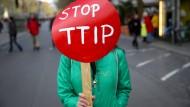 Greenpeace enthüllt geheime TTIP-Dokumente