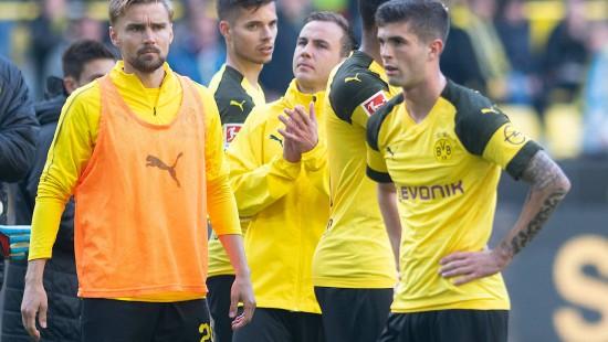 Wiederanpfiff der Bundesliga mit Spitzenspiel