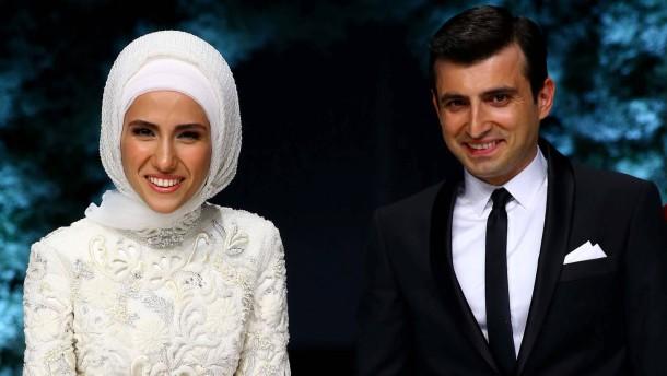 Eine rauschende Hochzeit