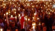Debatte über umstrittene Justizreform in Polen unterbrochen