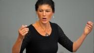 Rücktrittsforderungen an Wagenknecht – von Linke-Politikern