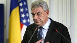 Rumäniens Regierungschef Tudose zurückgetreten