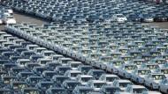 Autos sind Japans wichtigstes Exportgut.
