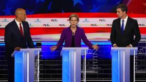 Senatorin Warren dominiert TV-Debatte der Demokraten