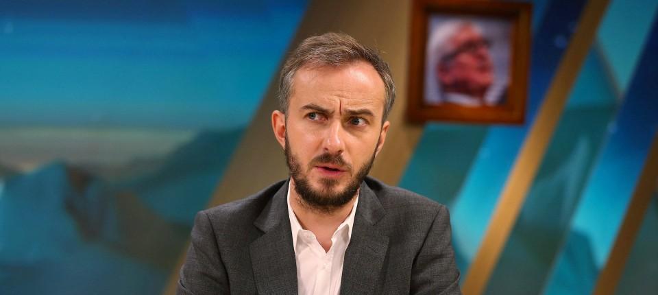 Deutscher Fernsehpreis 2017 Geht An Jan Böhmermann