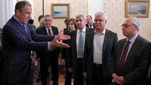 Russland schlägt UN-Resolution ohne Sanktionen vor