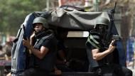 Tod nach Polizeieinsatz bei Kairo