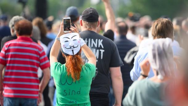 Ist die Demokratie in Gefahr?