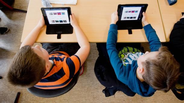 Geld für digitales Klassenzimmer kommt nicht an
